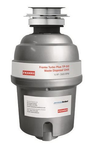 Измельчитель пищевых отходов Franke Turbo Plus TP-50