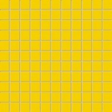 Настенная мозаика Tubadzin Colour YELLOW square