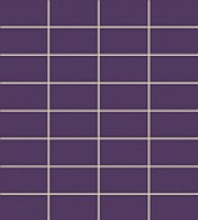 Настенная мозаика Tubadzin Colour VIOLET rectangle